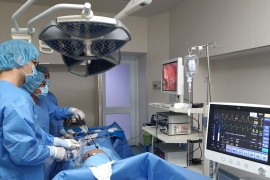 Phẫu thuật nội soi tạo hình niệu quản