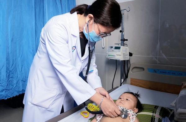 Phòng ngừa nhiễm khuẩn đường ruột ở trẻ em
