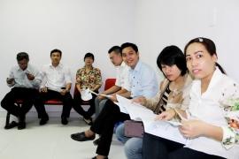 Bệnh viện Tâm Trí Đồng Tháp tổ chức Khám sức khỏe định kỳ cho Cán bộ, Giáo viên Trường Cao Đẳng Cộng Đồng tỉnh Đồng Tháp.