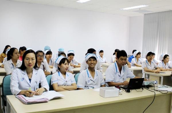 Đại hội thành lập Chi hội Điều dưỡng Bệnh viện đa khoa Tâm Trí Đồng Tháp, Lần thứ I, Nhiệm kỳ 2016 - 2021.