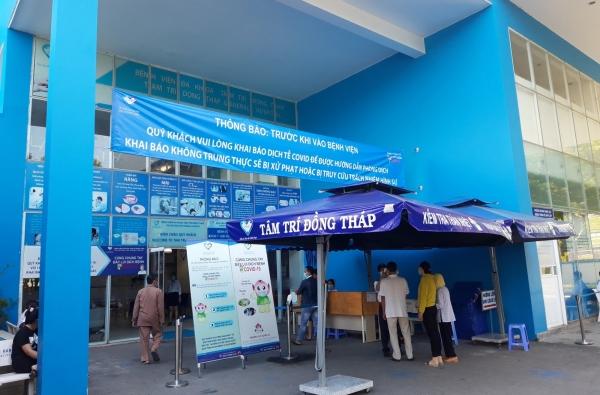 Bệnh viện Tâm Trí, nơi khám chữa bệnh an toàn trong mùa dịch
