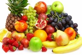Thai phụ ăn nhiều trái cây, con thông minh hơn.