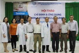 Bệnh viện Tâm Trí Đồng Tháp tổ chức Hội thảo khoa học về Chỉ định & Ứng dụng MRI 1.5 tesla trong lâm sàng