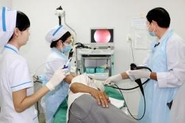 Triển khai dịch vụ Nội soi dạ dày qua đường mũi tại Bệnh viện Tâm Trí Đồng Tháp
