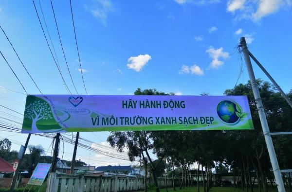 Bệnh viện Tâm Trí Đồng Tháp: Thực hiện chến dịch làm cho thế giới sạch hơn năm 2019
