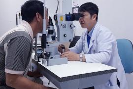 Ứng dụng hệ thống Laser YAG trong điều trị bệnh lý nhãn khoa tại BV Tâm Trí Đồng Tháp