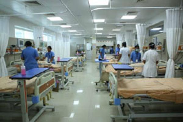 Khoa hồi sức - cấp cứu